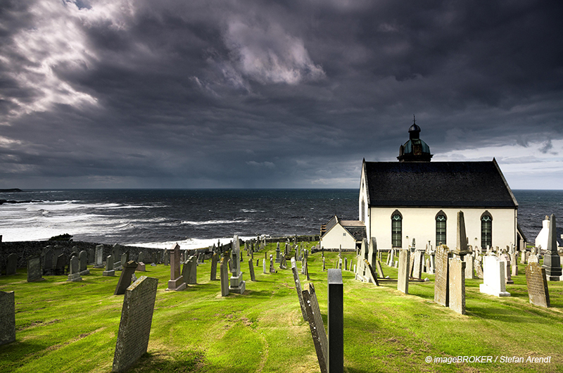 Macduff Parish Church, Aberdeenshire, Scotland