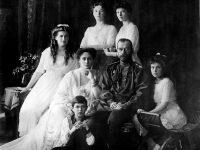 1918: Ermordung der Zarenfamilie