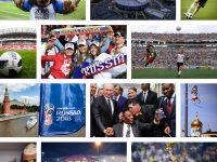 Fußball-WM 2018 in Russland mit imago
