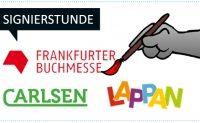 Signierstunden der Catprint-Künstler auf der Frankfurter Buchmesse