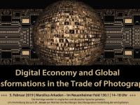 Minikonferenz: Herausforderungen der Digitalisierung für Bildagenturen
